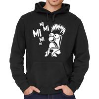 MiMiMi Mi Mi Mi Mr Beaker Satire Parodie Sprüche Comedy Kapuzenpullover Hoodie