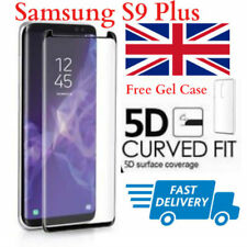 Samsung Galaxy  S9 PLUS 5D Full Curved Tempered Glass LCD Screen Protection