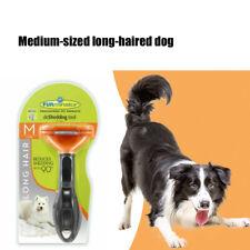 Furminator Deshedding Grooming Tool  Dogs Brush Rake Comb Genuine Dog Bath Tool