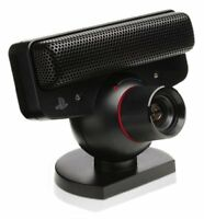 PLAYSTATION Eye Camera for Playstation 3, Black, Only Camera equipment Brand New