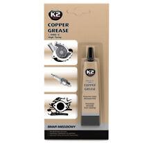 K2 Copper Grease Hochtemperatur Kupferfett Kupferpaste Montagepaste Bremsenpaste