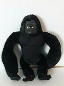 "King Kong The 8th Wonder of the World Plush Doll Kellytoy 2005 Rare 14"" Tall"