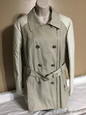 Michael Kors Woman's trench coat Size XL- NWOT