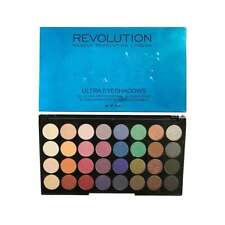 Makeup Revolution Mermaids Forever Ultra 32 Colour Eyeshadow Palette