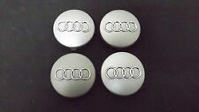 "Audi A4 A6 A8 TT OEM Wheel Center Cap Caps 4B0 601 170 (4) Diameter 2 3/8"""