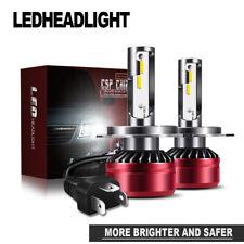TURBOSII H4 60W 12000LM 6000K LED Headlight Bulb For HONDA CIVIC 1992-2003 LXW