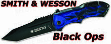 Smith & Wesson Black Ops 3 Assisted Tanto SWBLOP3TBL NEW