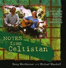 BENJY WERTHEIMER - Notes From Celtistan - CD - **BRAND NEW Factory SEALED**