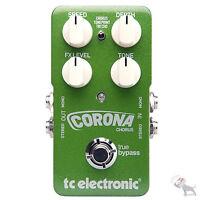 TC Electronic Corona Stereo Chorus Guitar Effects Pedal FX