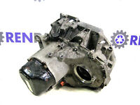 Renault Clio II PH1 1.2 8v Gearbox 98-01 JB1184 JB1 184 Transmission