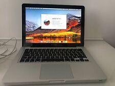 Apple MacBook Pro 13.3''Core i7 2.8Ghz 8GB 750GB Late2011 inc Office & Photoshop