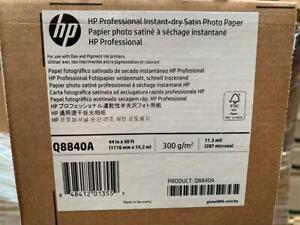 HP DesignJet Professional Satin Photo Paper Foto-Papier - 300 g/m²