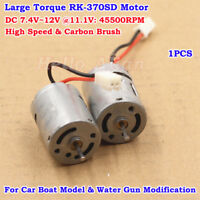 Micro FK-132 High Speed Motor DC 3V-6V 36000RPM Carbon Brush Motor DIYHMAircraft