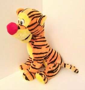 "Winnie the Pooh Tigger 17"" Plush Toy Cartoon Stuffed Animal"