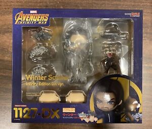 Nendoroid Winter Soldier: Infinity Edition DX Ver. Good Smile Company