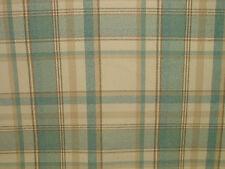 Elgin Wool Effect Washable Scottish Tartan Check Plaid Curtain Upholstery Fabric