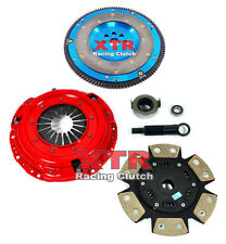 XTR STAGE 3 CLUTCH KIT+ 8 LBS ALUMINUM FLYWHEEL INTEGRA B18 CIVIC Si B16 DEL SOL