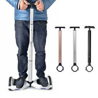 "6.5""/25.4cm para eléctricas AUTOBALANCEO SCOOT Manillar Control Strut Rod"