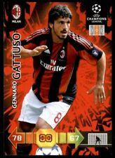 Panini Adrenalyn XL UEFA Champions League 2010/2011 AC Milan Gennaro Gattuso