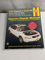 Haynes Repair Manual VW PASSAT 1998 - 2005 and AUDI A4, 1996-2001  96023