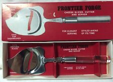 Frontier Forge Cheese Slicer Cutter Server Stainless Steel Kitchen Tool