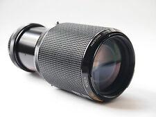 Kiron 70-210mm F4 Macro Kino Zoom for Nikon AI-S Mount. Stock No. U6847