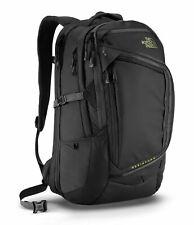 The North Face BLACK Resistor Charged Laptop bag backpack, NWT CTK4 TSA-friendly