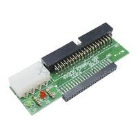 """PATA/IDE To Serial ATA SATA Adapter Converter Fr HDD DVD 2.5"""" to 3.5"""" 40-Pin"""