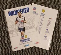 Bolton v Burton Albion Matchday Programme 1/1/2020! FREE UK DELIVERY!! LAST ONE!