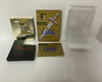 Nintendo NES Zelda II 2 The Adventure of Link CIB Complete Box AUTHENTIC REV-A