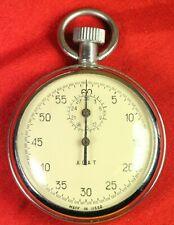 AGAT Vintage Russian USSR mechanical Stopwatch W140