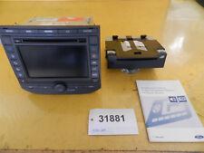 Radio / CD / Navi mit Bedienungs./ Code Ford Focus C Max  4M5T18B988AE  Nr.31881