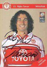 Rajko Tavcar  SC Fortuna Köln  Fußball Autogrammkarte signiert 352352
