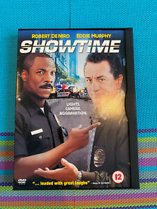 Showtime (DVD, 2002)