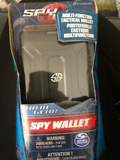 Spy Gear Multi-Function Tactical Wallet