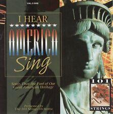 I HEAR AMERICA SING 101 Strings CD