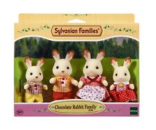 Sylvanian Families 4150  Chocolate Rabbit Family