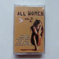 k7 Compil All women Vol 2 SHERYL CROW SUZANNE VEGA RICKY LEE JONES 555891 4
