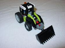 LEGO TECHNIC TRACTOR SET 8260 COMPLETE W/ MANUAL NO BOX