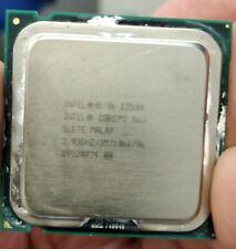 CPU Procesador Intel Core 2 Duo e7500 2.93 Ghz socket LGA775