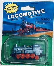 Diecast Pulling Go Locomotive Diecast Body Plastic Parts