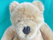 1994 COMMONWEALTH CINNAMON BROWN TEDDY BEAR CARAMEL PLUSH STUFFED ANIMAL SOFT