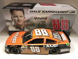 Dale Earnhardt Jr 2013 #88 Amp Energy Orange 1:24 (1/2,560)