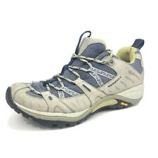 Merrell Women's Hiking Shoes Size 8 Siren Sport Grey Periwinkle J13842