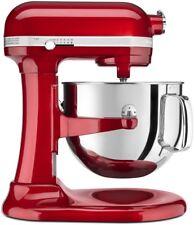 KitchenAid 7-Quart Pro Line Bowl-Lift Stand Mixer | Candy Apple Red