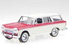 Fiat 2300 1965 weiss-rot Modellauto CLC155 IXO 1:43