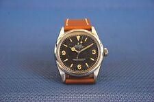Rolex 1016 Explorer MK1 Frog Foot Coronet - Beautiful Patina 1969