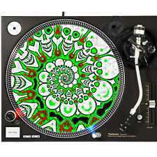 Portable Products Dj Turntable Slipmat 12 inch - Alien Mars Attack