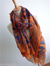 Fashion Women Long Print Cotton Scarf Wrap Ladies Shawl Girls Large Soft Scarves