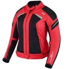 Damen Motorrad Sommer Jacke Rot Damen Motorrad Roller Sommer Jacke Wasserdicht